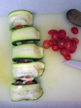 Zucchini Roll-Up Step 6